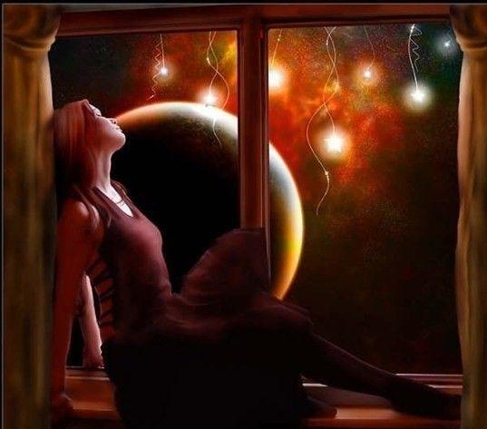 Elle rêvait d'un autre monde
