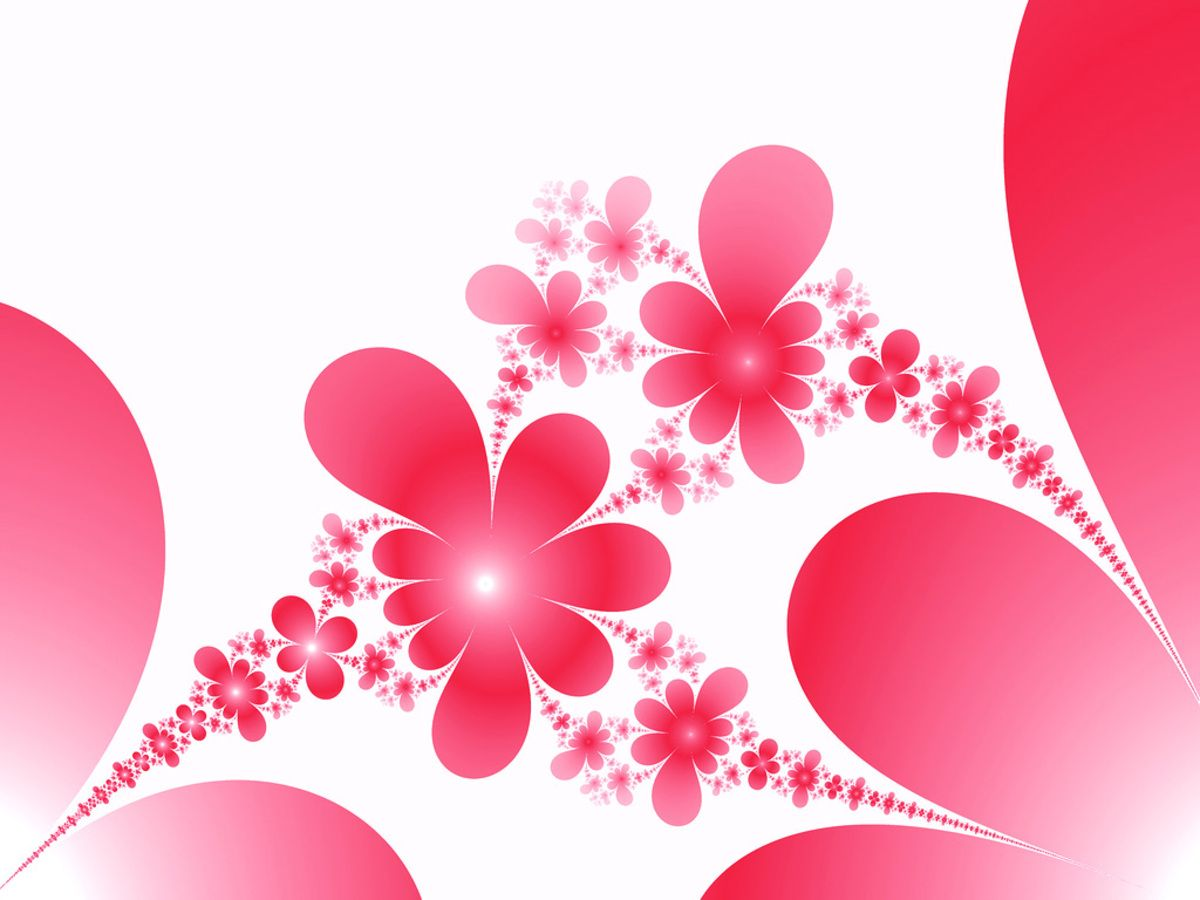 Belle image couleur rose page 2 - Fleur rose dessin ...